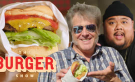 A Burger Scholar Explains One of the Best Burgers in America | The Burger Show