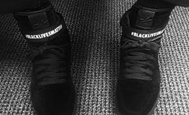 Black Lives Matter Air Jordan 1