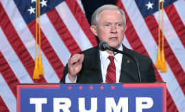 "Jeff ""Make America Alabama Again"" Sessions"