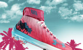 Under Armour Harper 2 'Miami Bryce'