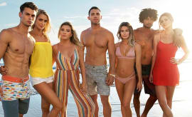 Cast of MTV's Siesta Key