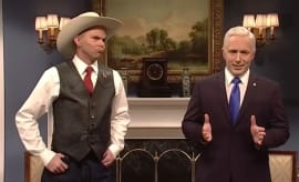 This is a photo of SNL.