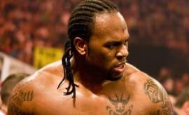 Former WWE wrestler Shad Gaspard.