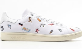 Adidas Stan Smith Summer Canvas Release Date Profile BZ0392