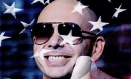 Pitbull tweets himself on Memorial Day