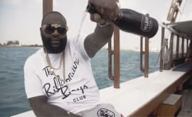 Rick Ross New Video Triple Platinum