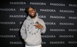 Tory Lanez attends the PANDORA Discovery Den SXSW