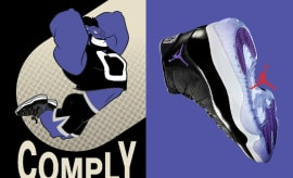 Space Jam Monstars Comply