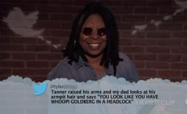Jimmy Kimmel Oscars Mean Tweets