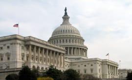 Senate building.