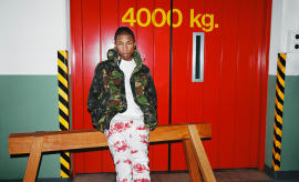 Pharrell Williams for G-Star