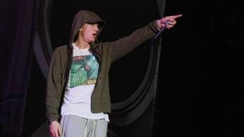 Eminem Performing