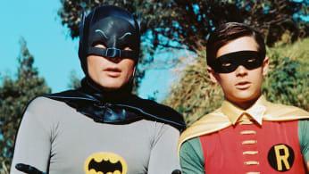 'Batman' with Adam West and Burt Ward