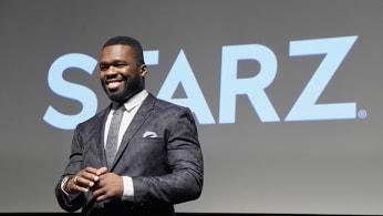 50 Cent at 'Power' season 3 premiere