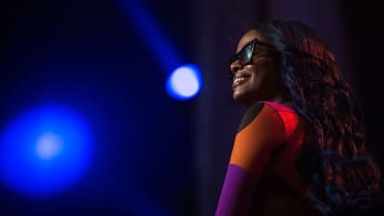 This is a photo of Azealia Banks.