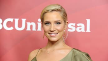 Kristine Leahy attends the 2017 NBCUniversal summer press day