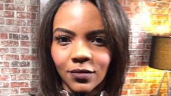 This is a picture of Candace Owens