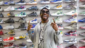 Gucci Mane Sneaker Shopping
