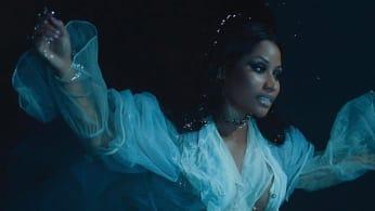 This is a photo of Nicki Minaj.