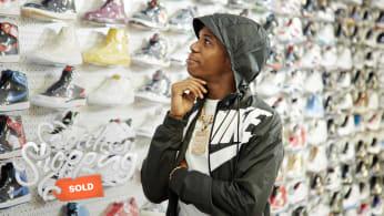 A Boogie Wit Da Hoodie Sneaker Shopping