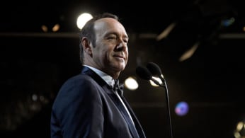 This is a picture of Spacey.
