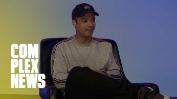 """Jacob Anderson AKA Raleigh Ritchie AKA Grey Worm of """"Game of Thrones'"""