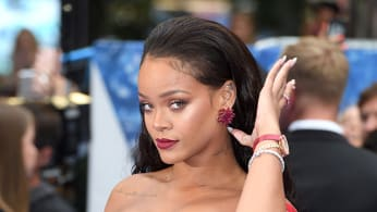 Rihanna at 'Valerian And The City Of A Thousand Planets' European Premiere