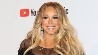 Mariah Carey in LA