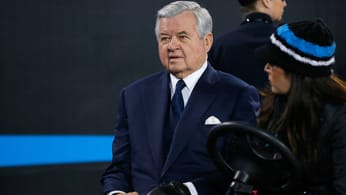 Panthers owner Jerry Richardson