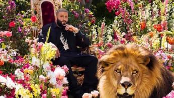 DJ Khaled 'Major Key'