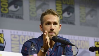 Ryan Reynolds comic con