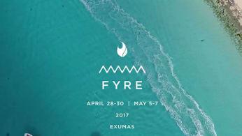 Image via Fyre Festival