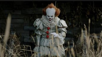 Pennywise from 'It'.