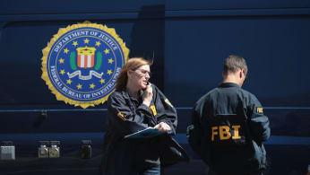 FBI agents.