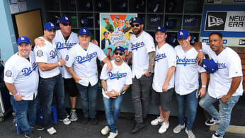 The cast of 'The Sandlot' celebrates the movie's 25th anniversary.