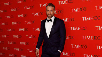 Ryan Reynolds at Time 100