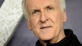 "James Cameron attends the World Premiere of ""Alita: Battle Angel."""