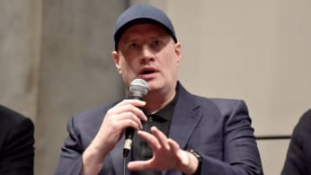 Kevin Feige at the Producers Guild Awards