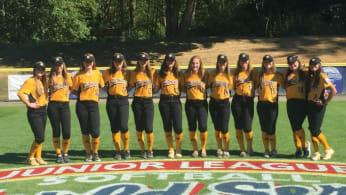 Atlee softball team.