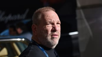 Harvey Weinstein at 70th annual Cannes Film Festival