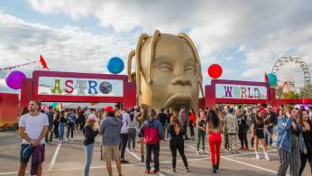Travis Scott's ASTROWORLD Fest