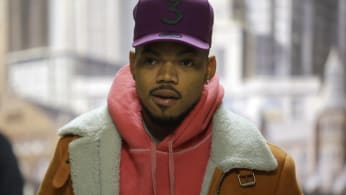 Chance the Rapper r. kelly