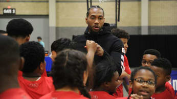 This is a picture of Kawhi.
