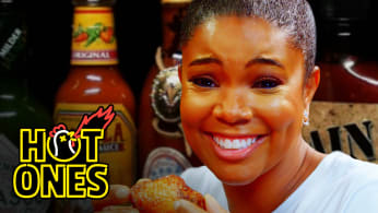 Gabrielle Union Hot Ones Thumb