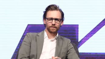 This is a picture of Tom Hiddleston.