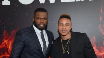 50 Cent and Rotimi