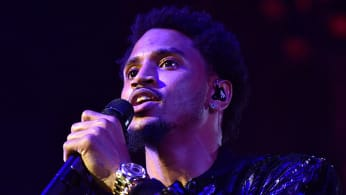 This is a photo of Trey Songz.