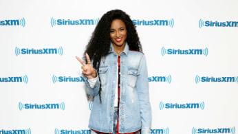 Singer Ciara visits the SiriusXM Studios