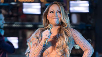 This is a photo of Mariah Carey.