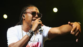 This is a picture of Lupe Fiasco.